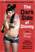 The Dark Side of Disney - Leonard Kinsey Cover Art