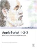 AppleScript 1-2-3 - Sal Soghoian & Bill Cheeseman Cover Art