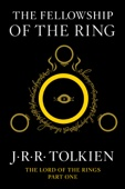 The Fellowship of the Ring - J. R. R. Tolkien Cover Art
