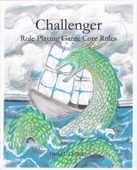 David Dostaler - Challenger: Roleplaying Game Core Rules  artwork