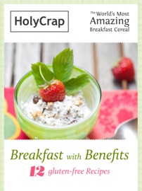 Breakfast with Benefits - Holy Crap Cereal & Claudia Redfern Book