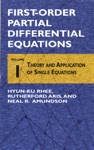 First-Order Partial Differential Equations Vol 1