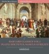 Harvard Classics Volume 2  Plato Epictetus Marcus Aurelius