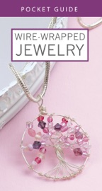 WIRE WRAPPED JEWELRY POCKET GUIDE