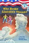Capital Mysteries 5 Who Broke Lincolns Thumb