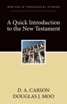 A Quick Introduction To The New Testament