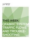This Week QFabric System Traffic Flows And Troubleshooting
