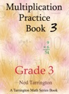 Multiplication Practice Book 3 Grade 3