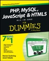 PHP MySQL JavaScript  HTML5 All-in-One For Dummies