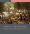 Official Records Of The Union And Confederate Armies Union Generals Accounts Of The Battle Of Chancellorsville