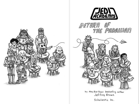 jedi academy return of the padawan pdf