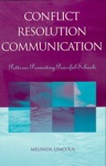 Conflict Resolution Communication