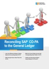 Reconciling SAP COPA To The General Ledger