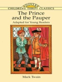 The Prince and the Pauper - Mark Twain Cover Art
