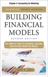 Building Financial Models Chapter 4 - Accounting For Modeling