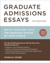 Graduate Admissions Essays Fourth Edition