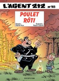 LAGENT 212 – TOME 18 - POULET RôTI