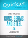Quicklet On Guns Germs And Steel By Jared Diamond