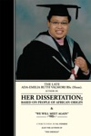The Late Ada-Emilia Ruth Valmori Bsc Hons - Her Dissertation