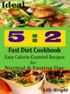 Ideal 52 Fast Diet Cookbook