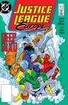 Justice League Europe 1989-1993 2
