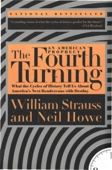 The Fourth Turning - William Strauss & Neil Howe Cover Art