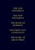 The LDS Scriptures - The LDS Quadruple Combination