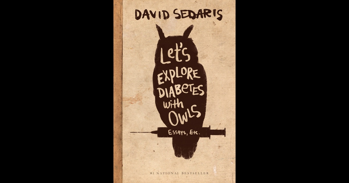 I need help understanding david sedaris books?
