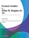 Francis Soulier V Elliot R Hughes Et Al