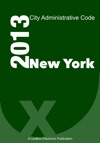 New York City Administrative Code 2013