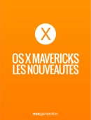 Les nouveautés d'OS X Mavericks