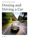 Owning And Driving A Car