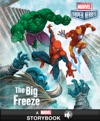Marvel Super Heroes The Big Freeze