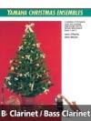 Yamaha Christmas Ensembles Bb Clarinet  Bass Clarinet