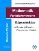 Mathematik Konstante Funktion