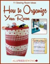 11 Sewing Room Ideas How To Organize Your Room
