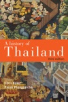 A History Of Thailand Third Edition