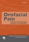 Orofacial Pain Guidelines For Assessment Diagnosis And Management