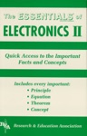The Essentials Of Electronics II