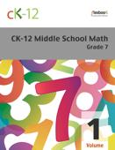 CK-12 Middle School Math - Grade 7, Volume 1 of 2