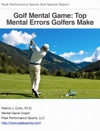 Golf Mental Game Top Mental Errors Golfers Make