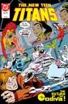 The New Teen Titans 1984-1988 44