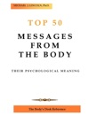 Top 50 Messages From The Body