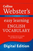 Collins - Webster's Easy Learning English Vocabulary (Collins Webster's Easy Learning) artwork