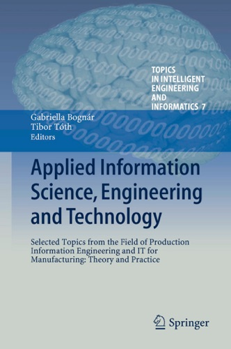 Applied Information Science Engineering and Technology