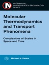 Molecular Thermodynamics And Transport Phenomena