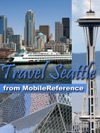 Seattle Illustrated Travel Guide And Maps Mobi Travel