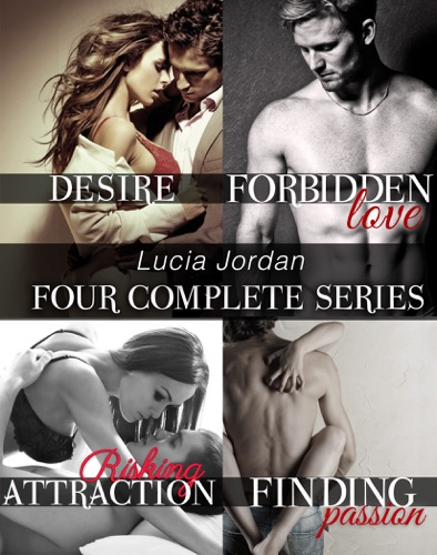 Four Series Collection Desire Forbidden Love Risking Attraction Finding Passion