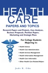 Health Care Papers And Topics