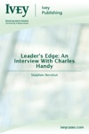 Leaders Edge An Interview With Charles Handy